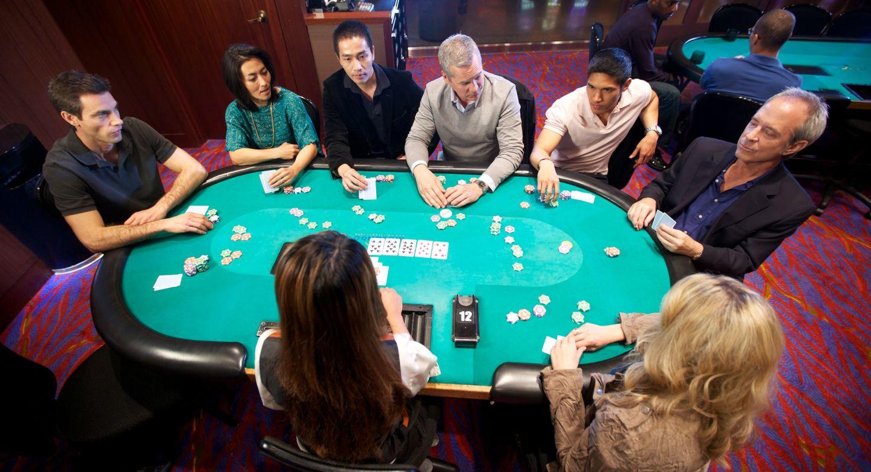 morongo casino poker review